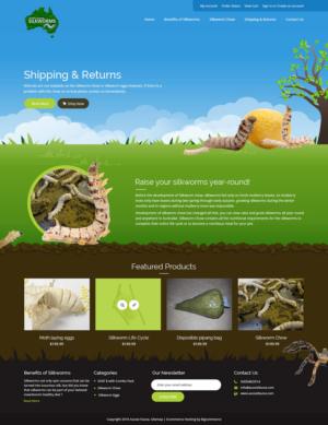 BigCommerce Design by syrwebdevelopment for Aussie Fauna | Design: #10495268