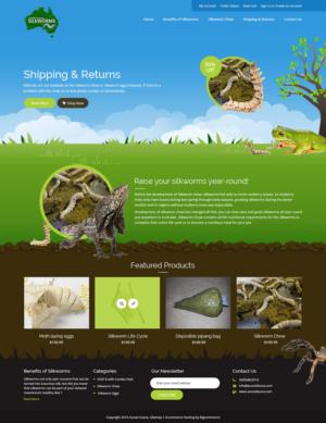 BigCommerce Design by syrwebdevelopment for Aussie Fauna | Design: #10495273