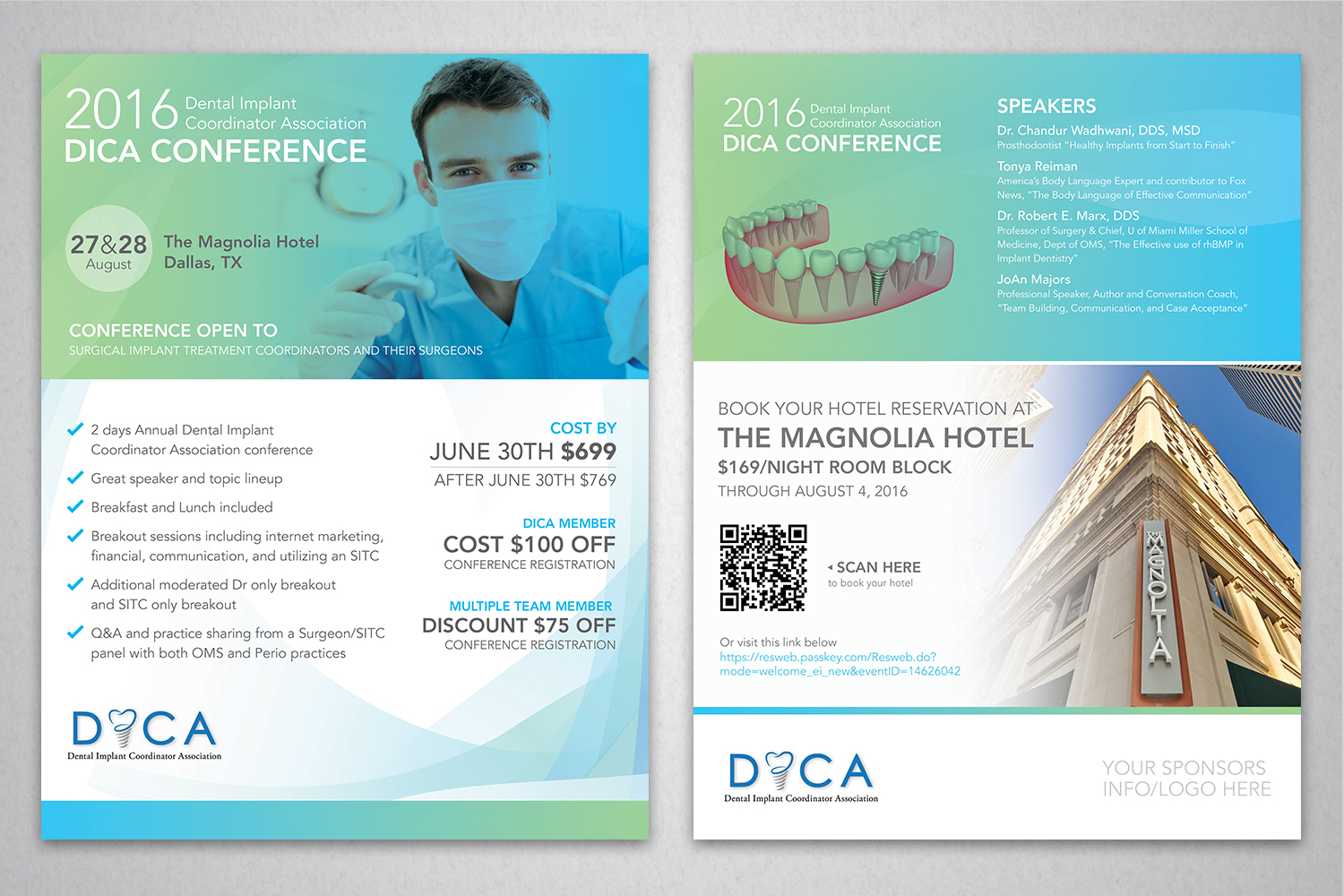 21 elegant flyer designs dental flyer design project for horizon