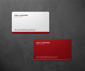 11 business card designs political business card design project business card design by logodentity for this project design 2198959 colourmoves