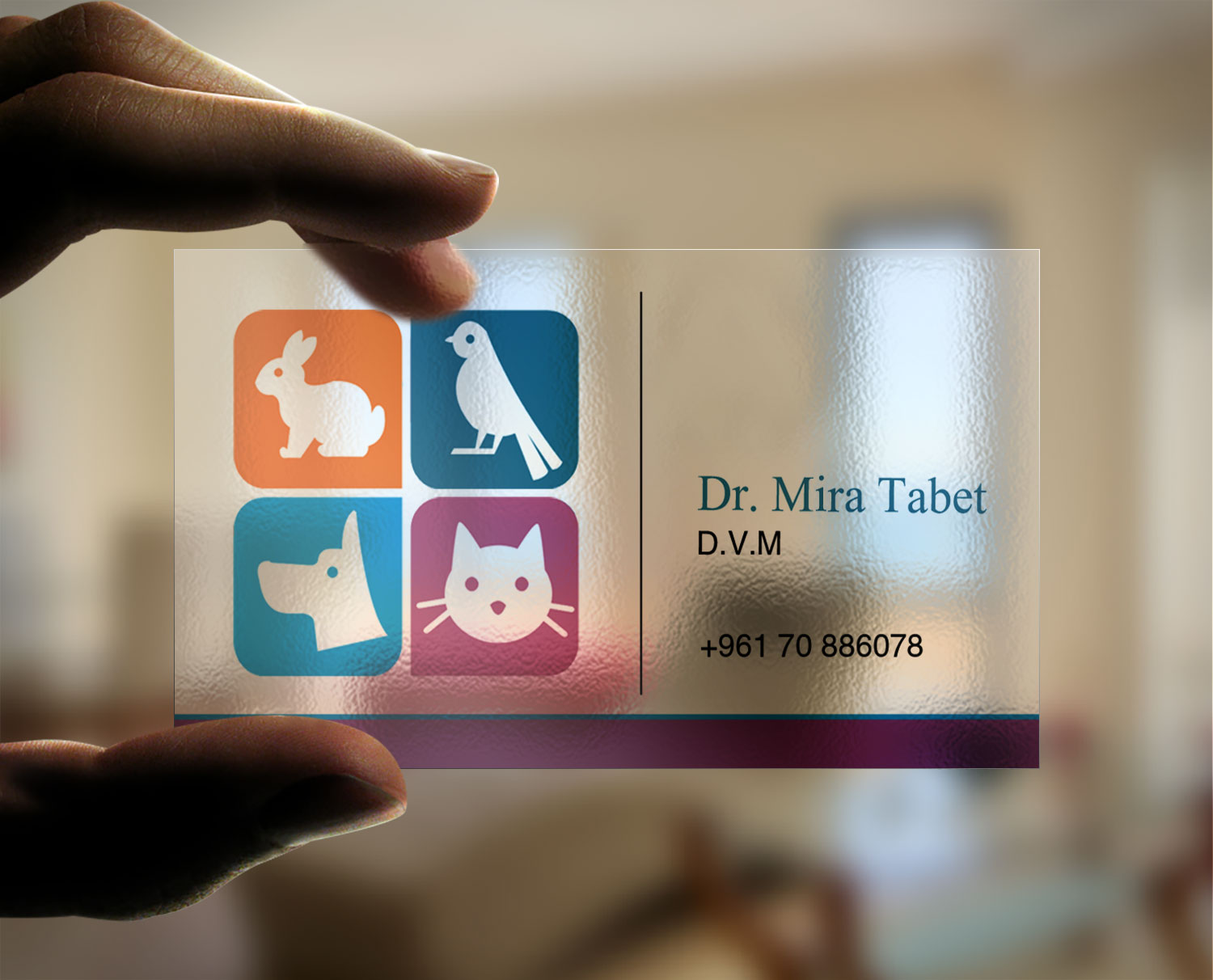 109 Elegant Business Card Designs | Doctor Business Card Design ...