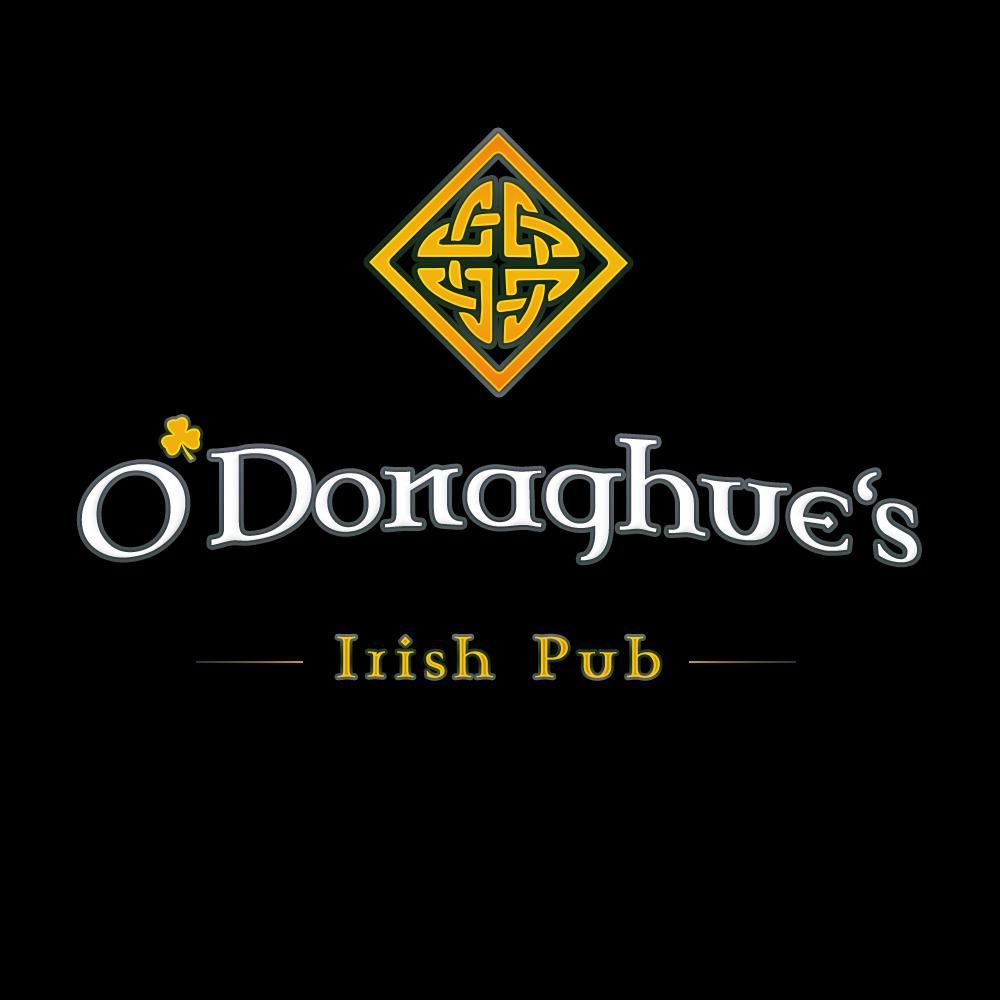 Irish Pub logo by meangenefowler