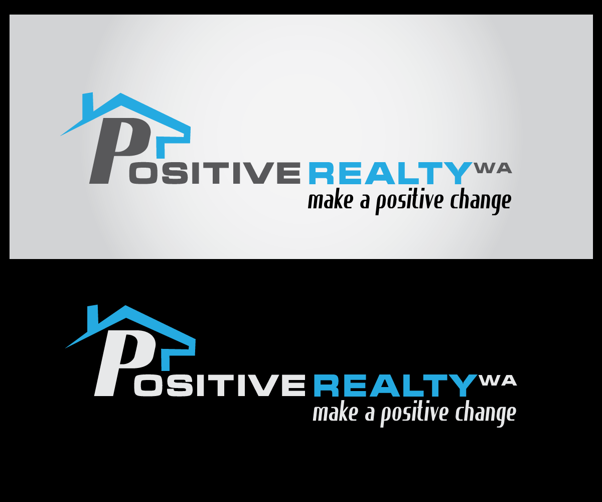 Real Art Design Group : Modern professional real estate logo design for positive