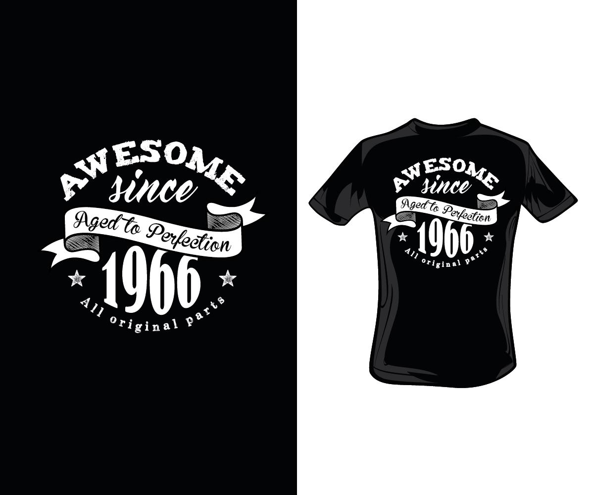 Bold Playful T Shirt Design For Shirt Shack By Rocio