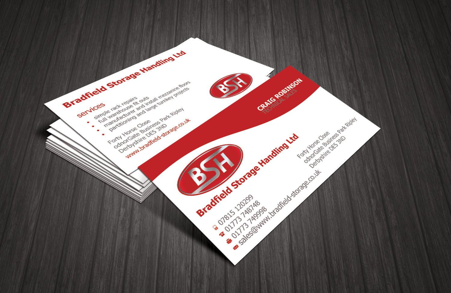 Serious professional business business card design for bradfields business card design by creative designer 2016 for bradfields design 10450742 reheart Gallery