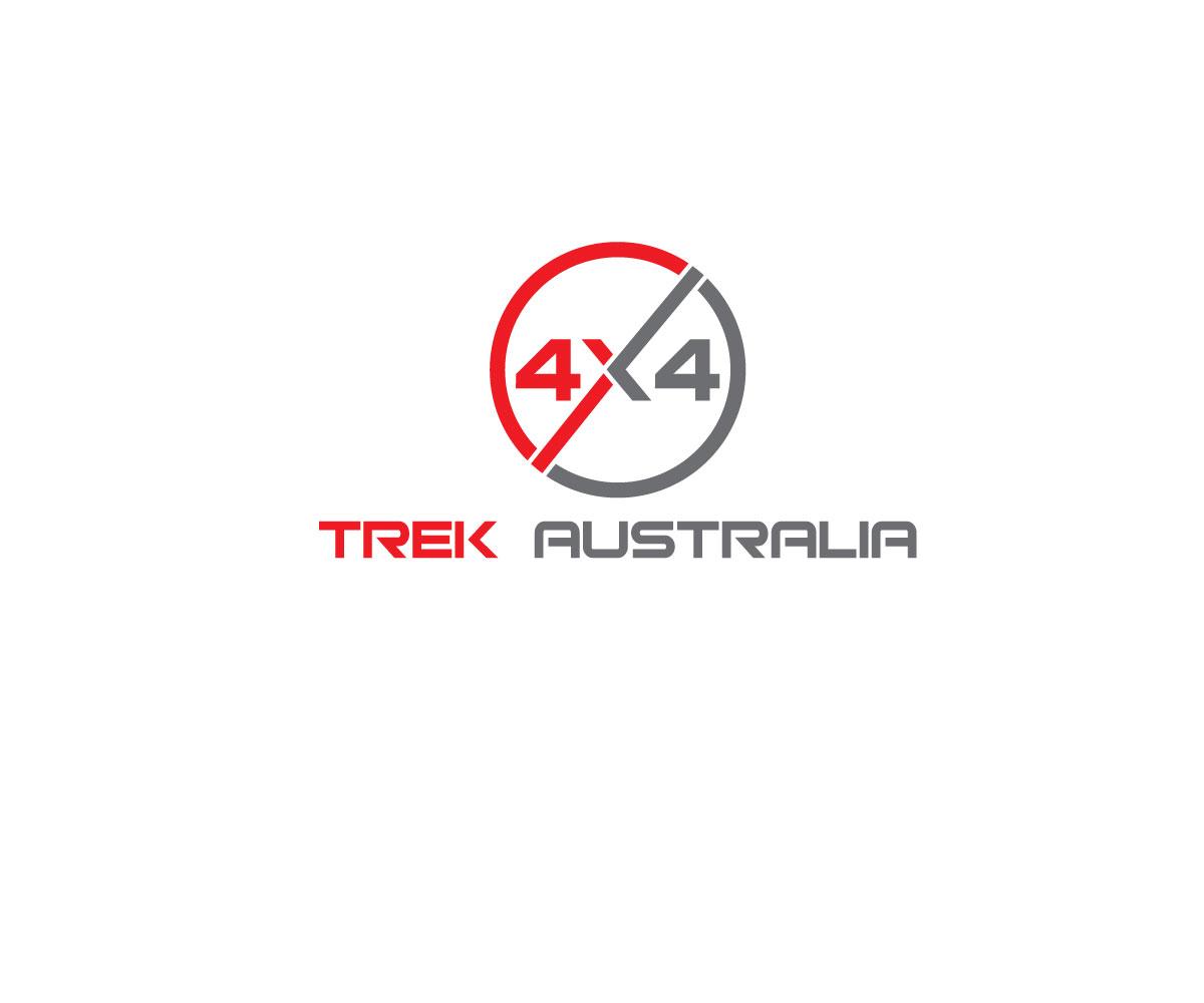73 Bold Serious Training Logo Designs For 4x4 Trek