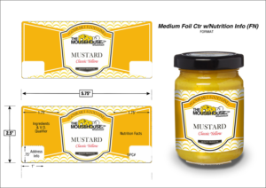 Food Label Designs | 181 Labels to Browse