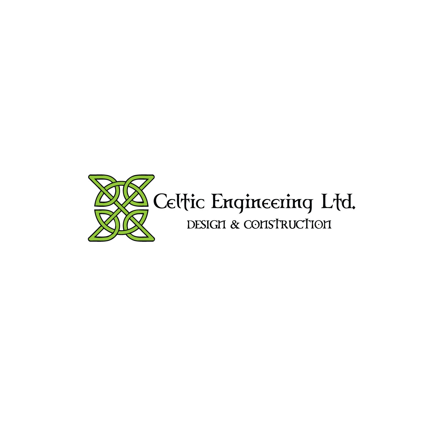 Celtic Logo for a Design and Construction Company by yasir designer