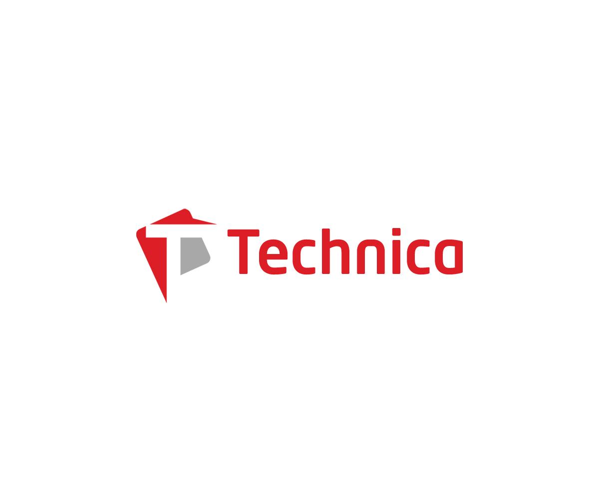 business logo design for technica by sunten design 10563759