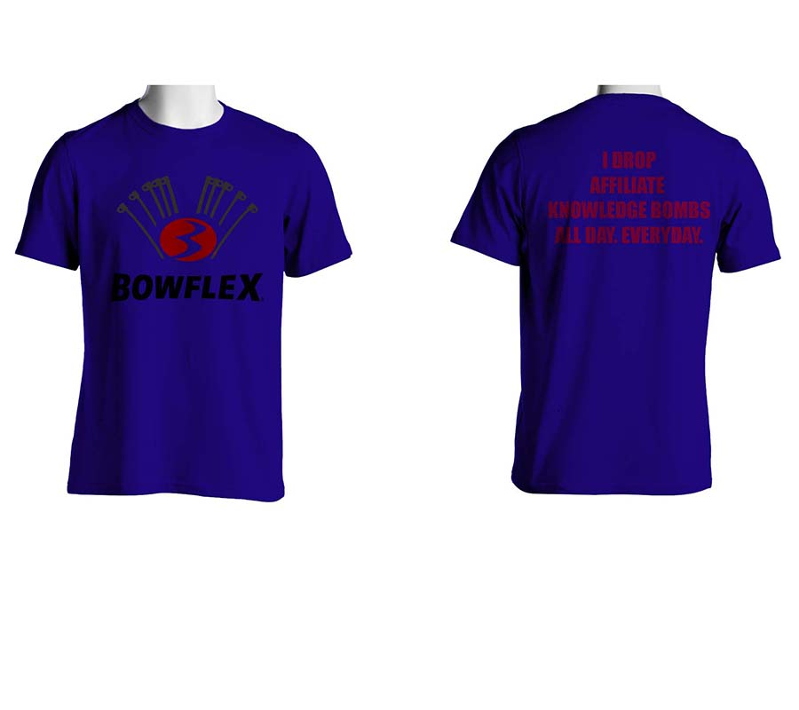 Modern Personable T Shirt Design For Michael Robinson By