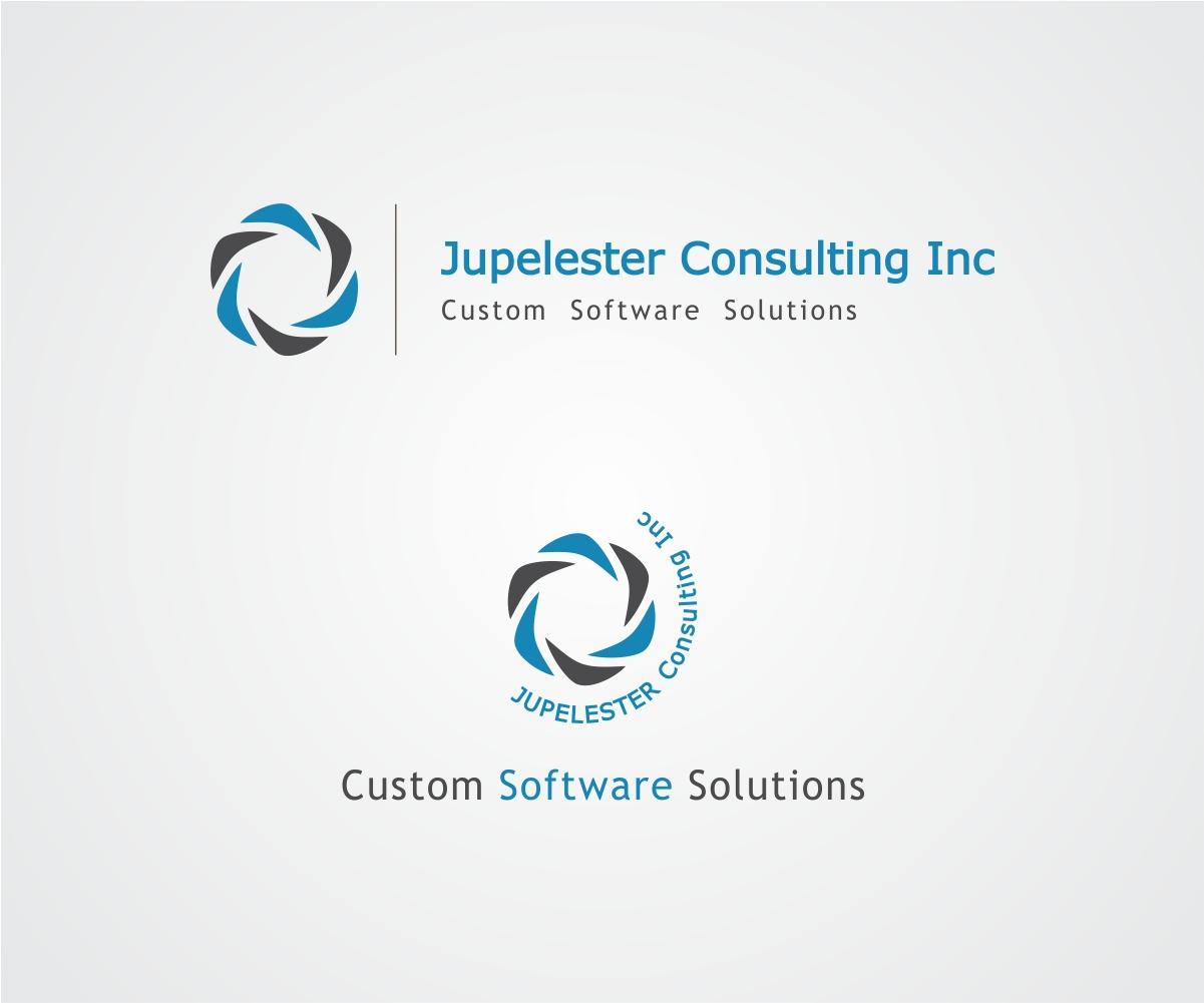 bold modern software logo design for see description