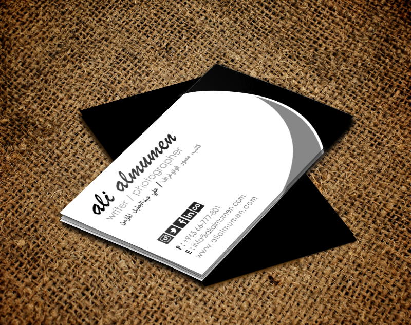 Elegant playful business business card design for a company by business card design by chandrayaaneative for this project design 10504607 reheart Gallery