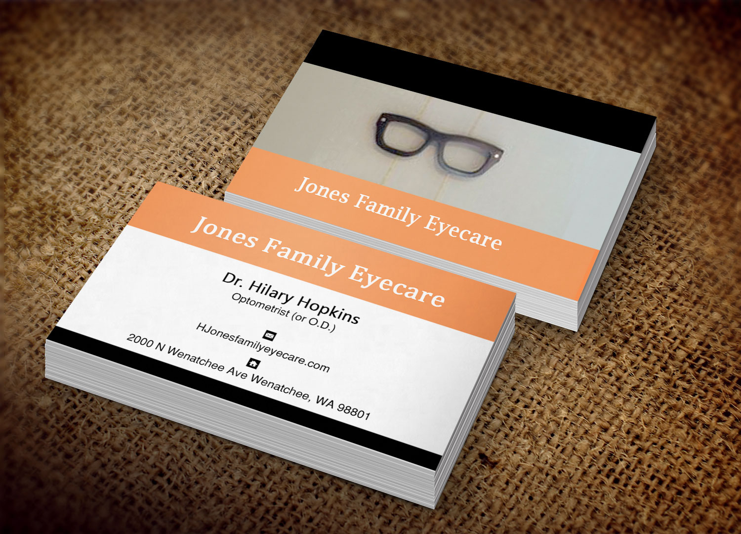 Lovely Optometrist Business Card Images - Business Card Ideas ...