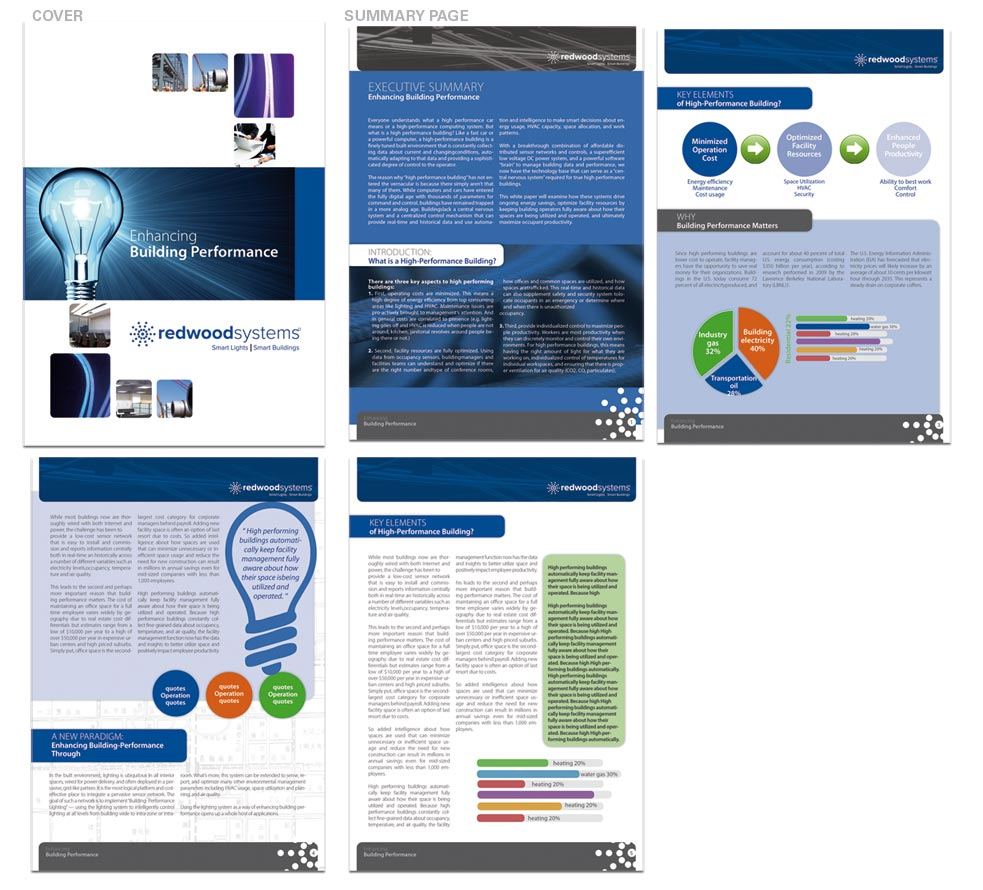 Serious Bold Marketing Brochure Design For A Company By San011