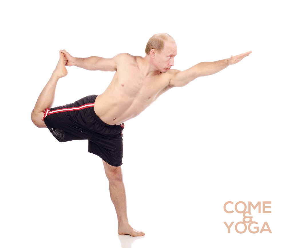 Politicians Photoshopped Pulling Their Best Yoga Poses