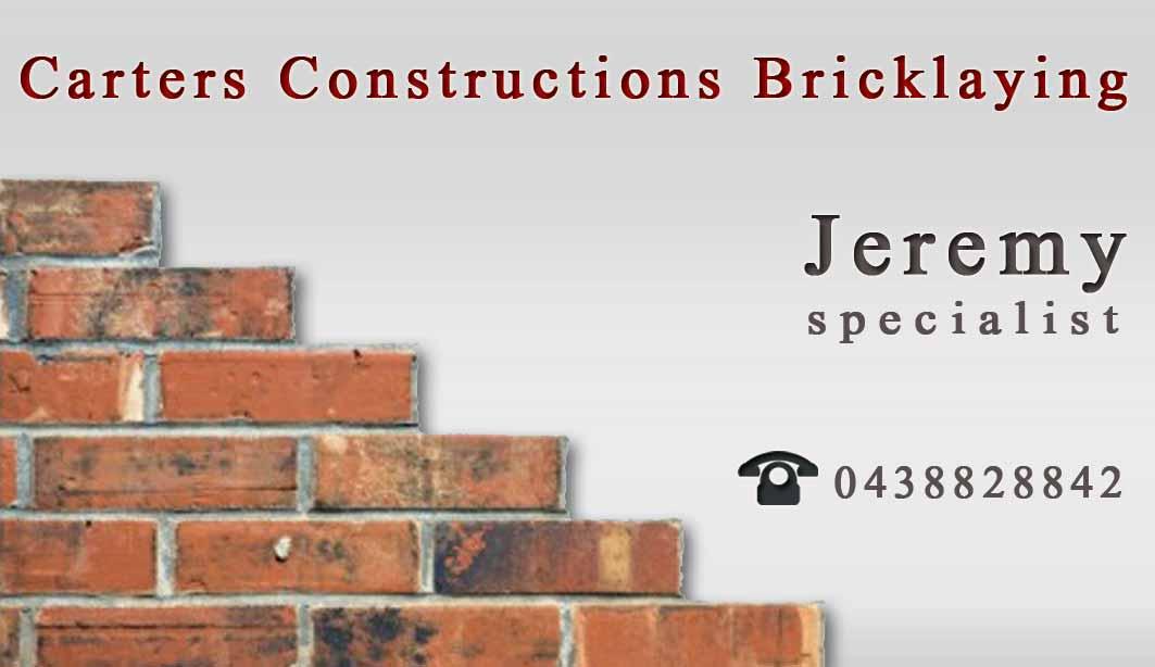Business Card Design for Jeremy Carter by biki | Design #2219069