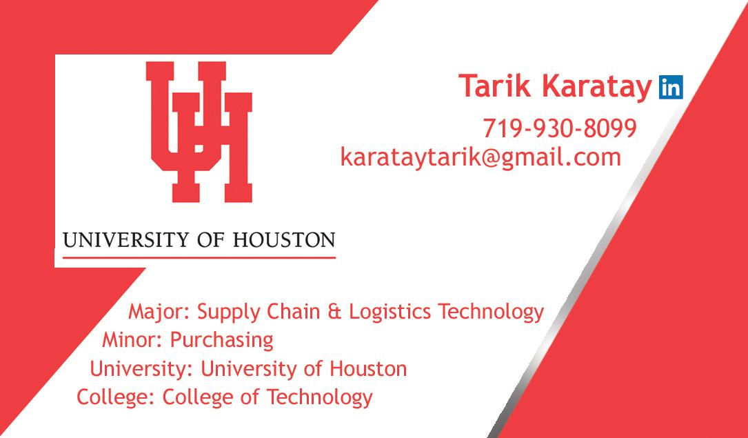 Serious, Modern Business Card Design for Tarik Karatay by V G ...