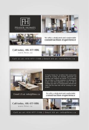 Custom Interior Design Flyer Designs