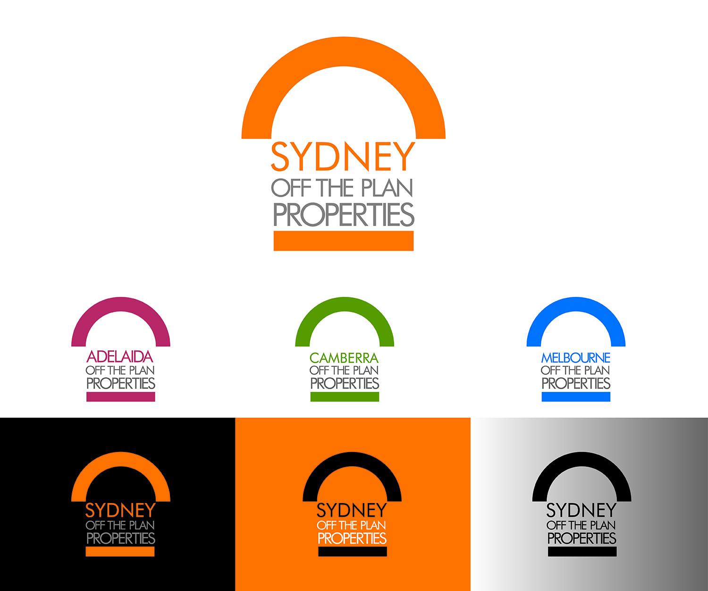 Modern, Professional, Real Estate Logo Design for Sydney Off The ...