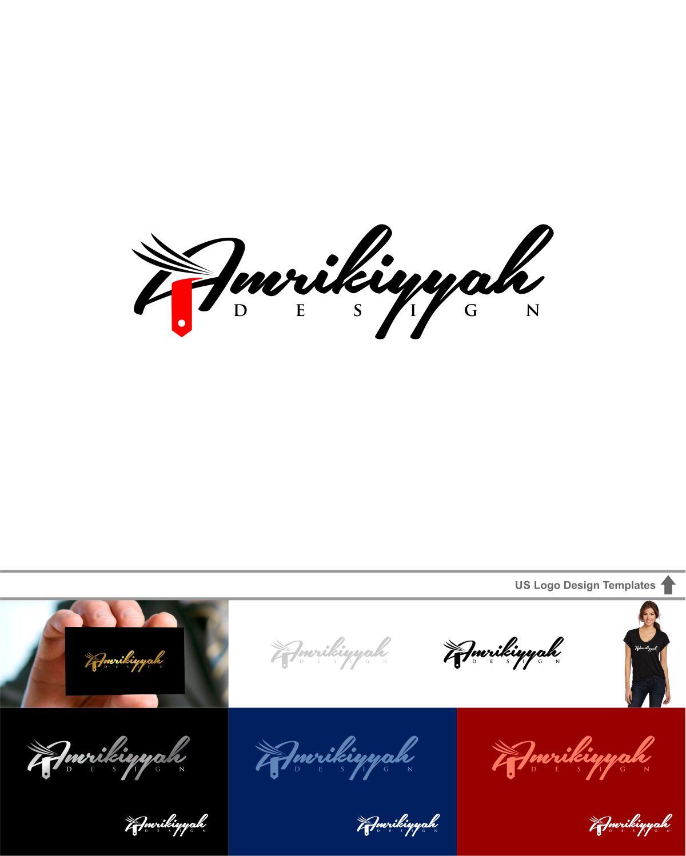 Upmarket professional book publisher logo design for amrikiyyah logo design by designmx renn tlacalel for this project design 10736614 maxwellsz