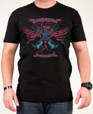 serious conservative school tshirt design by jaden ranen