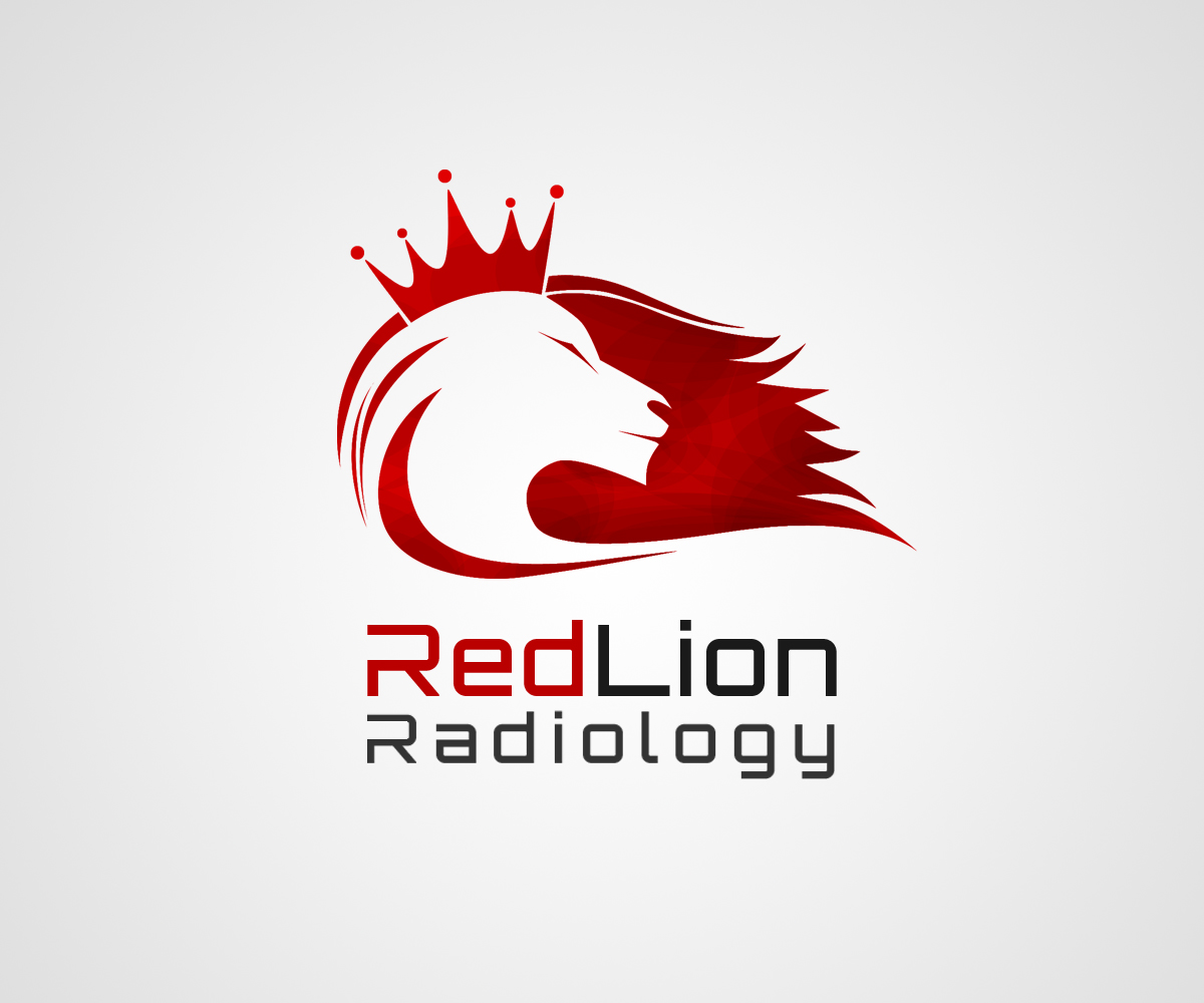 Serious, Professional Logo Design for Red Lion Radiology by ...