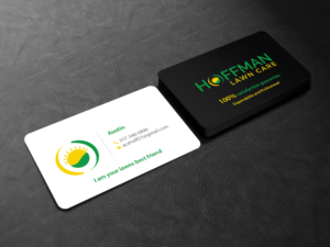 94 Bold Economical Landscaping Business Card Designs for a