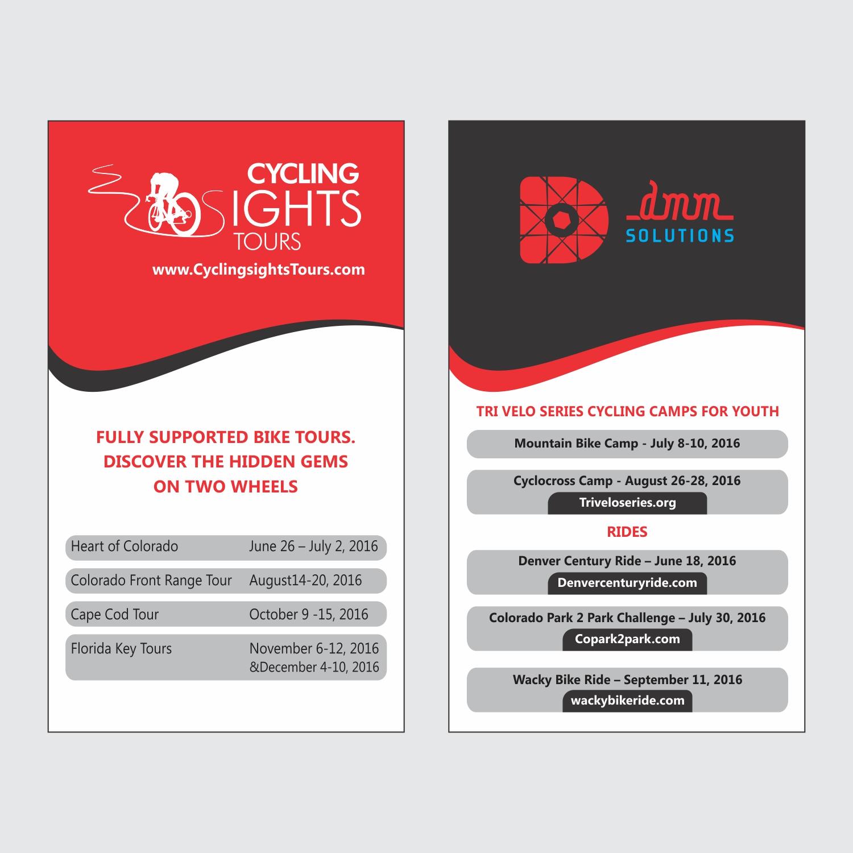 Bold, Masculine Business Card Design for Deirdre Moynihan by ...