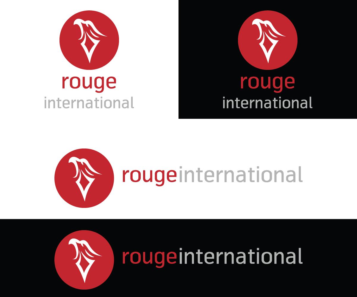 Professionnelle haut de gamme it company design de logo for International design company