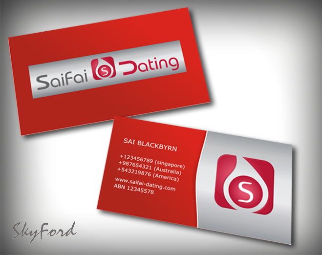 Modern bold business business card design for a company by business card design by skydesign for this project design 459021 colourmoves