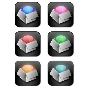 Virtual application