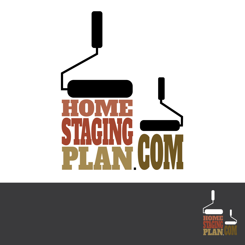 Bold, Professional, Design Agency Logo Design for Home Staging Plan ...