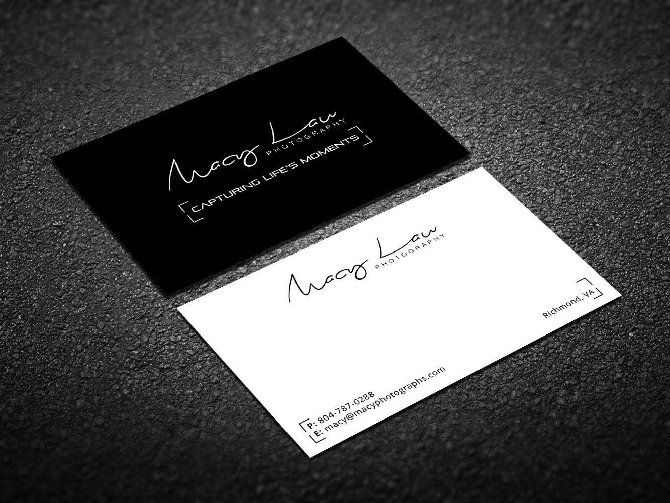 Upmarket modern professional photography business card design for business card design by design xeneration for this project design 10568615 reheart Images