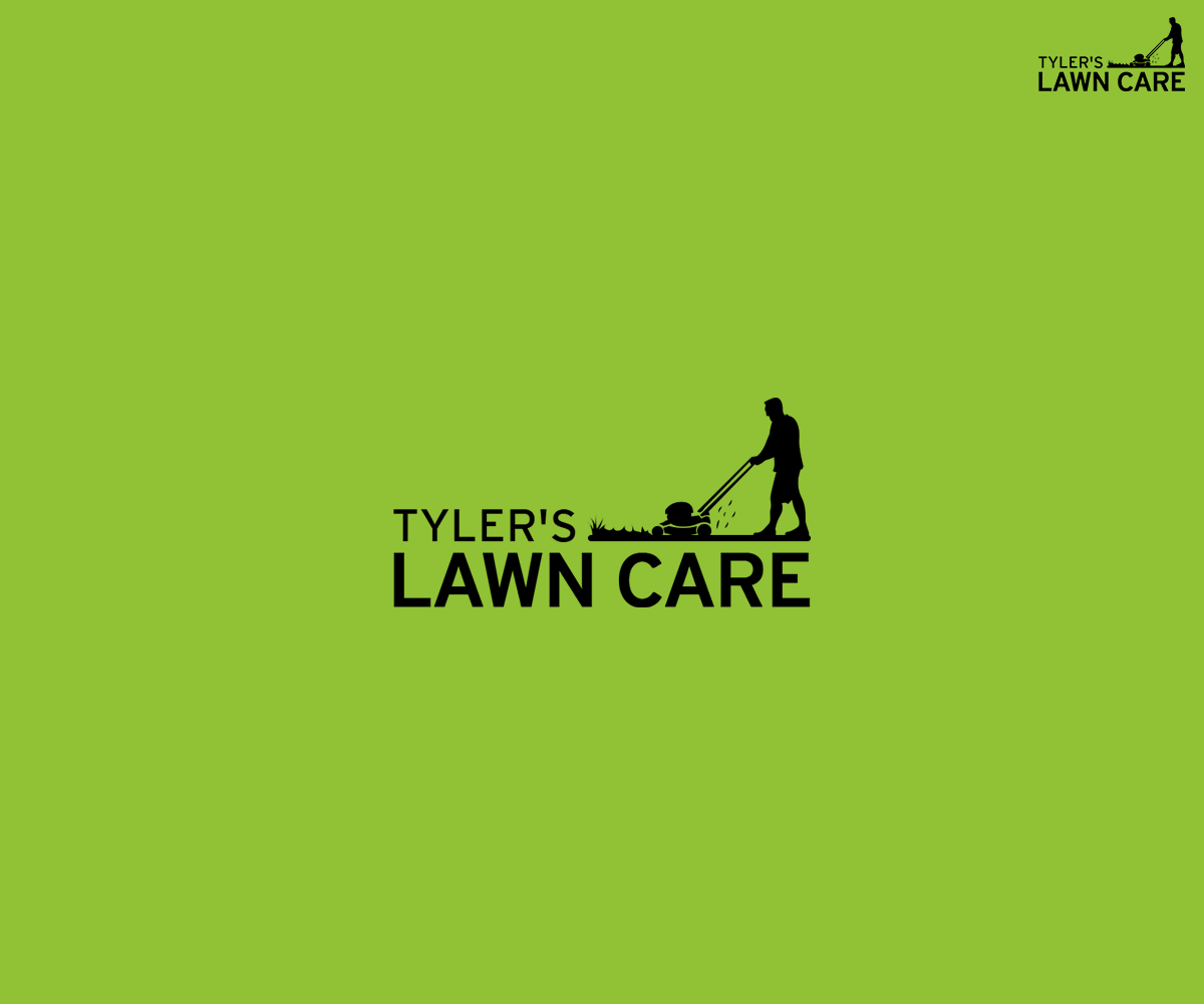 logo design by westruk for tylers lawn care design 10576128