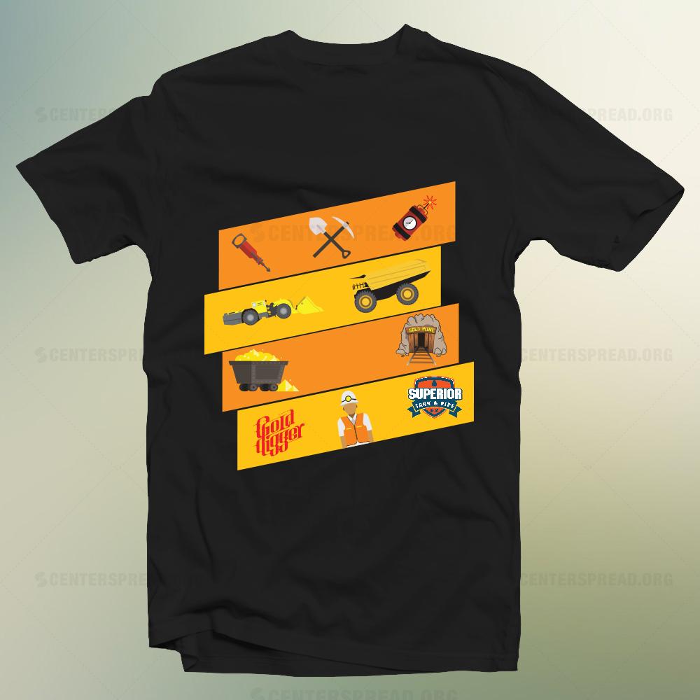 Playful Modern T Shirt Design For Joseph Pimentel By