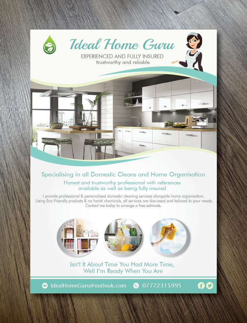 cleaning service flyer design galleries for inspiration bold playful cleaning service flyer design by alex989
