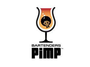 Logo Design by BuckTornado - Bartenders Pimp (logo)