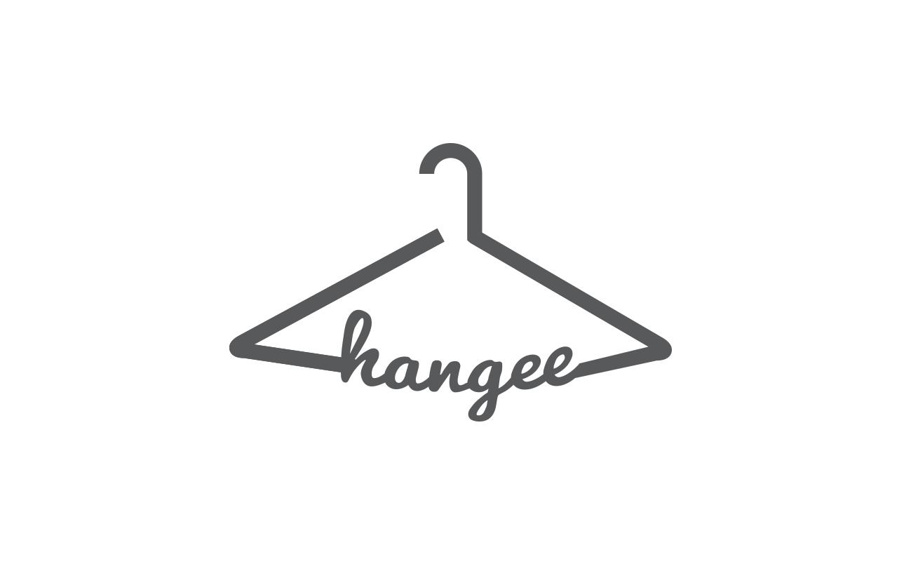 it company logo design for hangee by esteban chavez