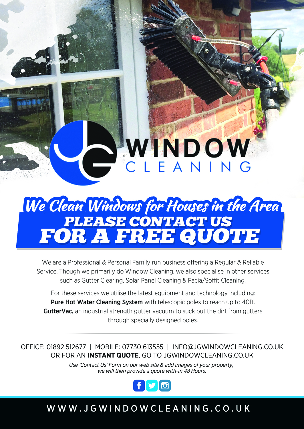 window cleaning flyers dolap magnetband co