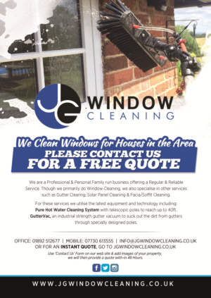 27 Modern Elegant Window Cleaning Flyer Designs for a Window ...