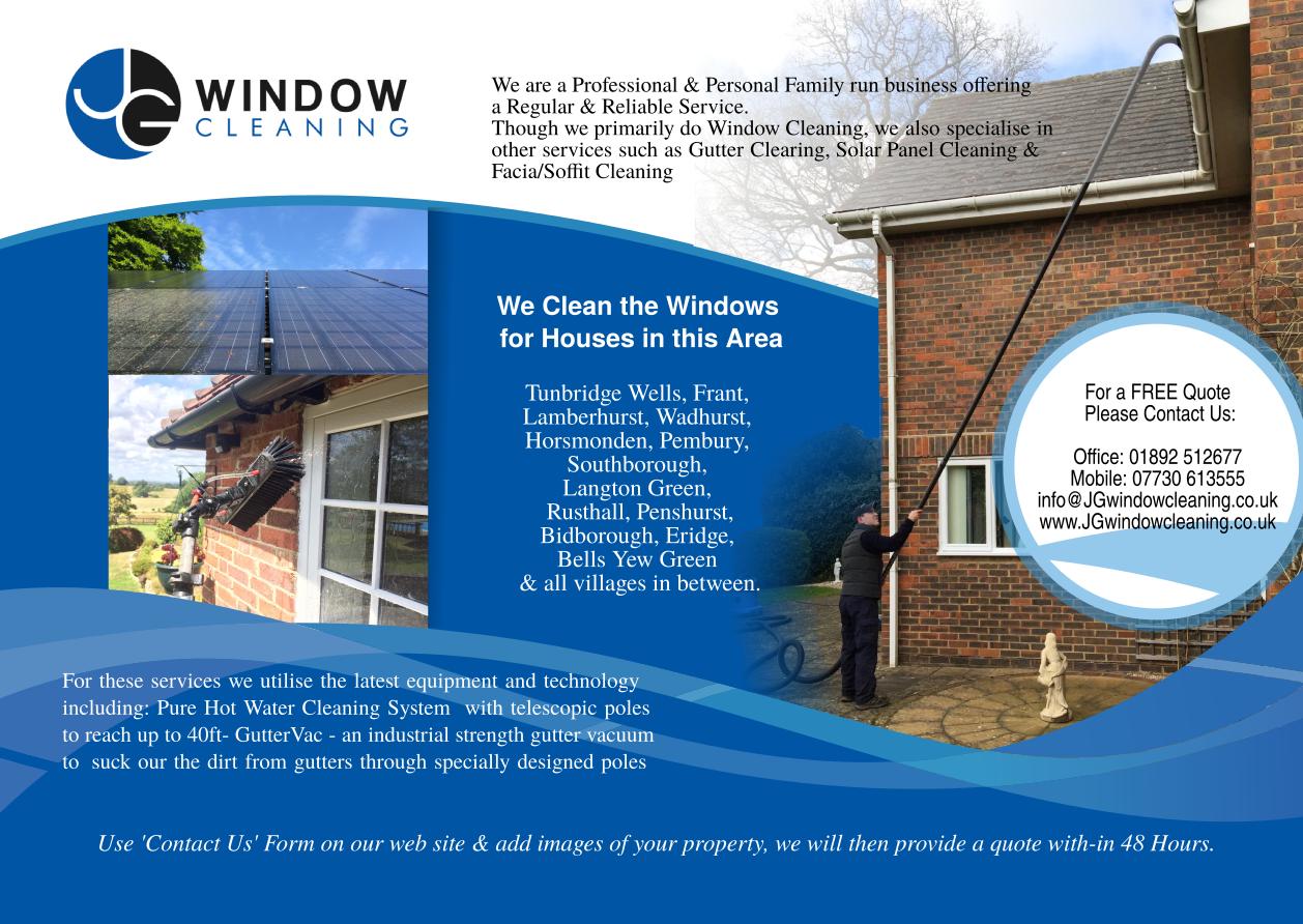 modern elegant flyer design for jg window cleaning by kon2r flyer design by kon2r for jg window cleaning flyer design design 10636364