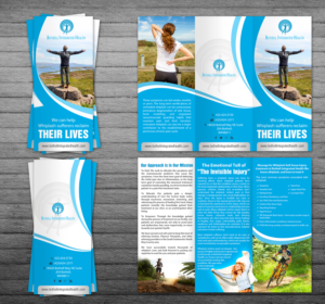 brochure design for b erkan by aspiremedia - Brochure Design Ideas