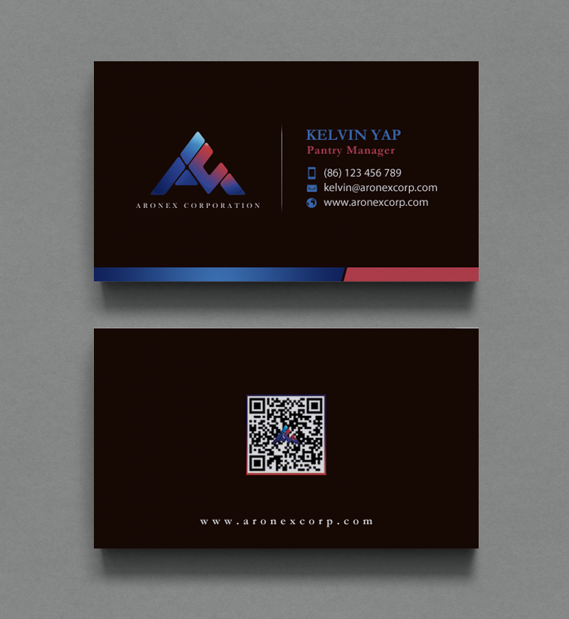 Forex Trader Business Card