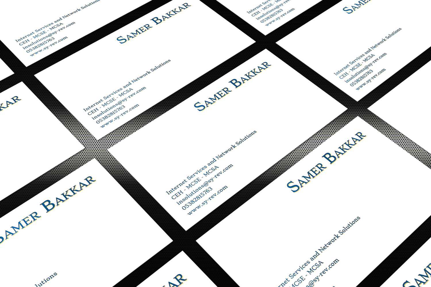 Business Business Card Design for a Company by HD Design Works ...