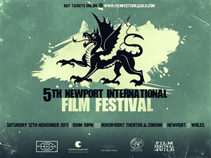 Poster Design job – Film Festival Poster Design Project – Winning design by Attila