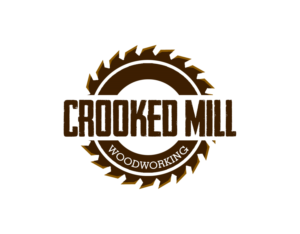 100 Bold Conservative Woodworking Logo Designs For Crooked Mill A