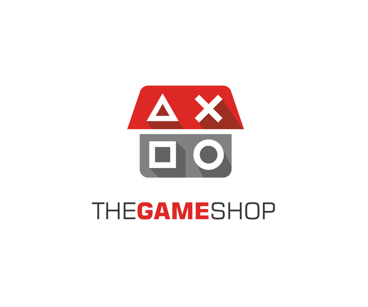 Upmarket, Modern, Store Logo Design for The Game Shop by ...