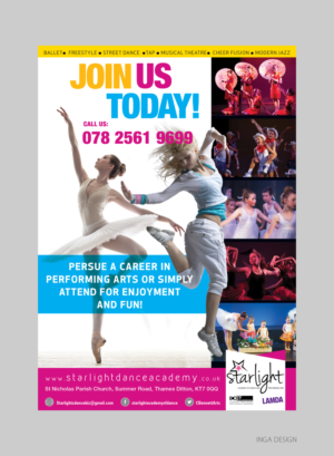 dance flyer design galleries for inspiration page 2