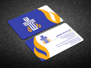 41 modern business card designs religious business card design business card design by design xeneration for this project design 10641325 colourmoves