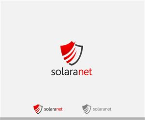 Logo Design Job | solaranet - Information security and ...